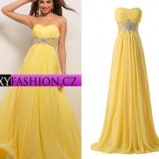 422ead4cb93a Luxusní společenské a plesové šaty z řady DB 1557-025