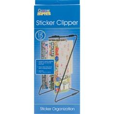 Cropper Hopper Sticker Clipper