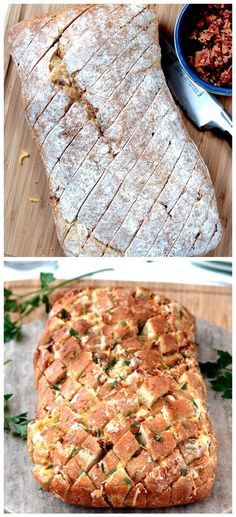 Bacon Ranch Pepper Jack Pull Apart Bread Recipe