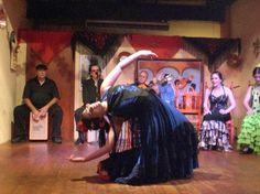 Barranchina Restaurant & Flamenco Show