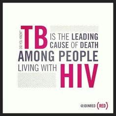march 24 - world TB day