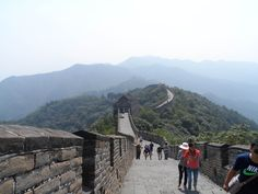 Teach English in China Great Wall Of China, Teaching English, Mind Blown, Vacation Ideas, Mount Everest, Mountains, Travel, Great Wall China, Viajes