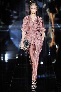 Dolce & Gabbana Spring 2009 Ready-to-Wear Fashion Show