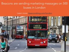 Beacon Technology, London With Kids, Funny Blogs, Cathay Pacific, London Bus, Public Transport, Travel Around The World, Climate Change, Trip Planning