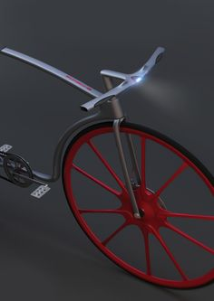Concept Porsche bicycle on Behance