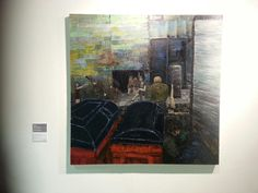 SPD Annual Exhibition.  GT. Oil on Canvas.