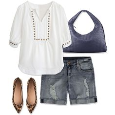 Love this look from the #stitchfix blog. I'm not pear shaped but I think this outfit would look good on me.