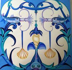 Alexandra D. Foster Destinations Sorrento, Italy - Rosalinda Acampora - Featured artist of our Capri line of dishes