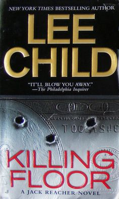 This is the first book in one of the best mystery series out there, Lee Child's Jack Reacher series.  He is a great character.