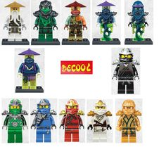 $11.43 (Buy here: https://alitems.com/g/1e8d114494ebda23ff8b16525dc3e8/?i=5&ulp=https%3A%2F%2Fwww.aliexpress.com%2Fitem%2F12-pcs-lot-Decool-Minifigures-Cole-Kai-Jay-Lloyd-Nya-Zane-Chen-Building-Blocks-Ninja-Figures%2F32618689512.html ) 12pcs/lot Decool Minifigures Cole Kai Jay Lloyd Zane Chen Building Blocks Set Figures Christmas Gifts Toy Compatible Legoe brick for just $11.43