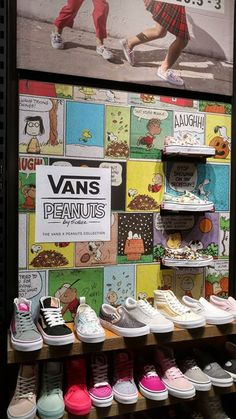 1799cc36fd CollectPeanuts.com on Facebook - Vans X Peanuts! We got a chance to spend