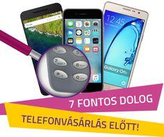 Ez az a 7 legfontosabb dolog, amire figyelj oda mielőtt okostelefont vásárolsz ! Walkie Talkie, Android, Electronics, Blog, Phone, Google, Telephone, Blogging, Mobile Phones