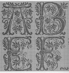 Gallery.ru / Фото #2 - Alphabet Priv - natalytretyak