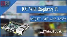 Publish data using MQTT with Eclipse PAHO and JAVA | IOT With Raspberry ...