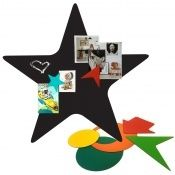 Chalkboard (Magnetic stickers) - Groovy Magnets