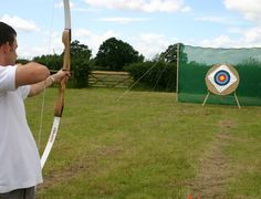 Country Pursuits Day | Team Away Days | The Events Company
