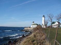 Tibbett's Point.  Cape Vincent, New York.