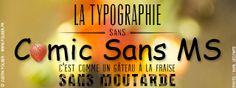 Comic Sans © France Inter - 2013 / Justin Folger.