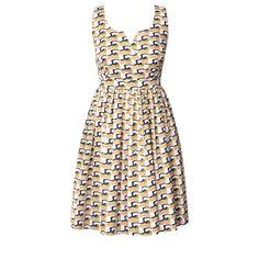 Orla Kiely Poolside Print Dress