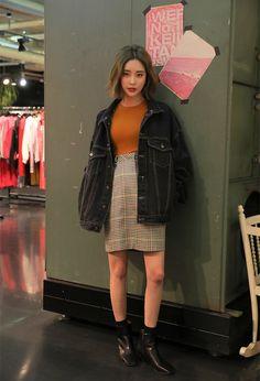 korea daily style #stylenanda2017