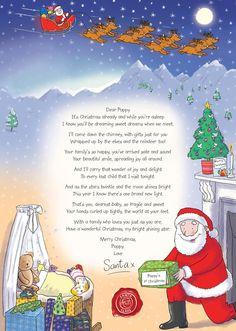 Chrismtas Letter from Santa | Printable Santa Letter - Merry Christmas 2013