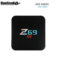 56.99$  Buy here - Z69 Android 7.1 TV Box Amlogic S905X Cortex A5 3Penta-Core 3GB 32GB Bluetooth Wifi 2.4G Set Top Box 4K HD Smart Media Player   #buyonlinewebsite