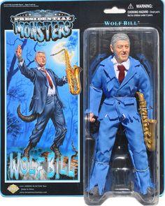 Monstros presidenciais