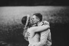 Elopement to Historic Glendalough, Ireland Couple Romance, Romance And Love, Got Married, Getting Married, Lakeside Wedding, Bouquet Toss, Romantic Photos, Irish Wedding, Go Hiking