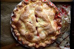 gluten-free strawberry ginger pie! by joy the baker