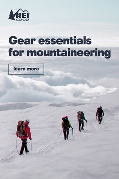 Have you been thinking about mountaineering? Here's the little nudge you've been waiting for. Best Seasons, Mountaineering, Waiting, Graduation, The Unit, Explore, Adventure, Learning, Tips