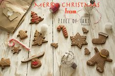 #merry #xmas from #gingerbread