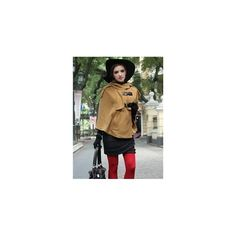Recommended Cape, Latest Items and Enjoy Your Cape Shopping ($11) via Polyvore
