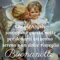 Notte Raffa sogni d'oro Good Night Blessings, Good Night Wishes, Good Night Quotes, Italian Quotes, Messages, Sweet Dreams, Good Morning, Singing, Faith