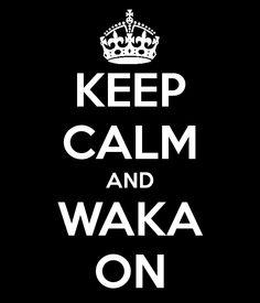 #wakaon