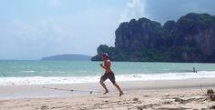 A Beginner's Guide to Running... basically, go barefoot.