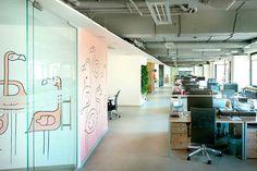Creative Office Design by Manole Zece, Romania