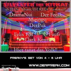 Silvester Bizarre 2015-16 (KitKatClub Berlin)