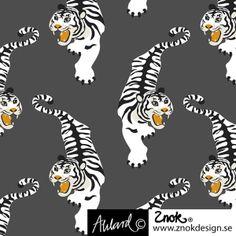 Tiger Grey Znok – BIO
