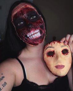 16 maquiagens de Halloween que farão você dizer