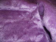 Plain Fun Faux Fur Fabric Material HELIOTROPE LILAC in Bastel- & Künstlerbedarf, Stoffe   eBay!