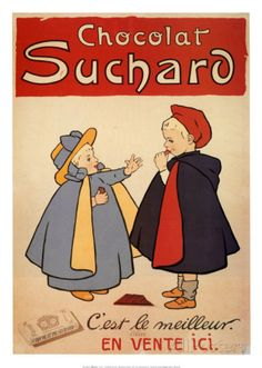 Chocolat Suchard Posters at AllPosters.com