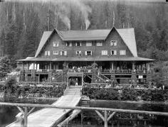Wigwam Inn, at the head of Indian Arm, North Vancouver Private Games, North Vancouver, Iconic Photos, Most Beautiful Cities, Yacht Club, Historical Photos, British Columbia, History, City