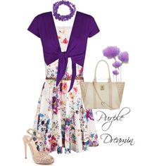 """Purple Dreaming'"