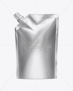 Doy-Pack With Side Cap Spout Mockup