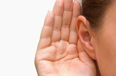 Ik heb een luisterend  oor.
