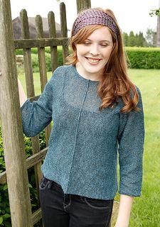 2cc0f163a84cb2 Jujuba pattern by Norah Gaughan. Sweater Knitting ...