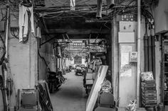 Shanghai Old Street - China | Canon EOS 700D | By: laurent.liu | Flickr - Photo Sharing!