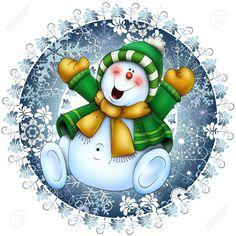 Christmas Labels, Christmas Clipart, Christmas Printables, Christmas Pictures, Christmas Snowman, Christmas Ornaments, Christmas Projects, Christmas And New Year, Christmas Time