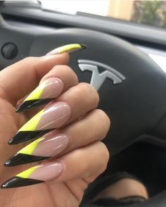 Aycrlic Nails, Glam Nails, Bling Nails, Nail Manicure, Hair And Nails, Fabulous Nails, Gorgeous Nails, Fire Nails, Best Acrylic Nails