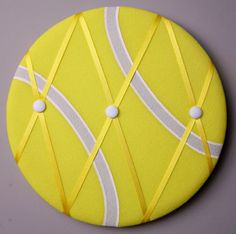 .maybe a great gift for any tennis lover (Cool Crafts For Lockers)